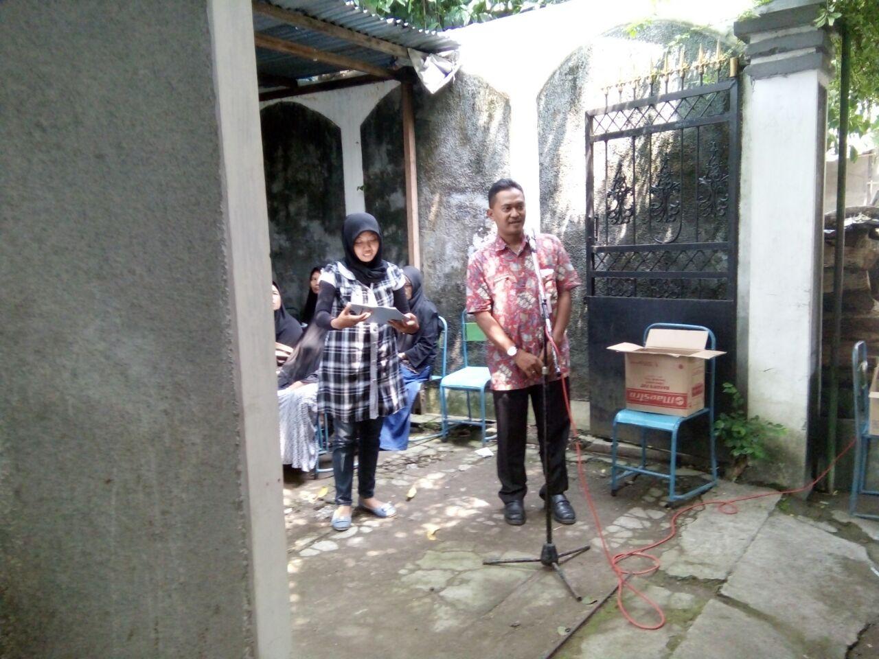 penyerahan besuk kiamat kelurahan pajang